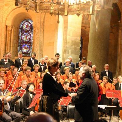 Messe du Couronnement Mozart mai 2006