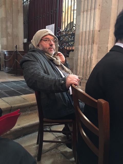 JPP Jean-François a froid