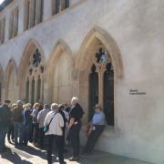 JPP Entrée du musée Unterlinden