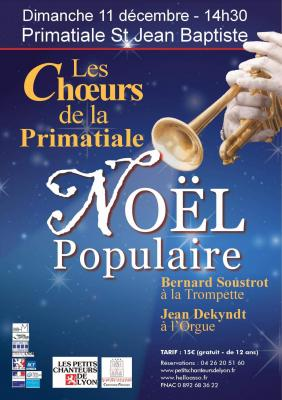 Affiche pcl noel cathedrale 2016