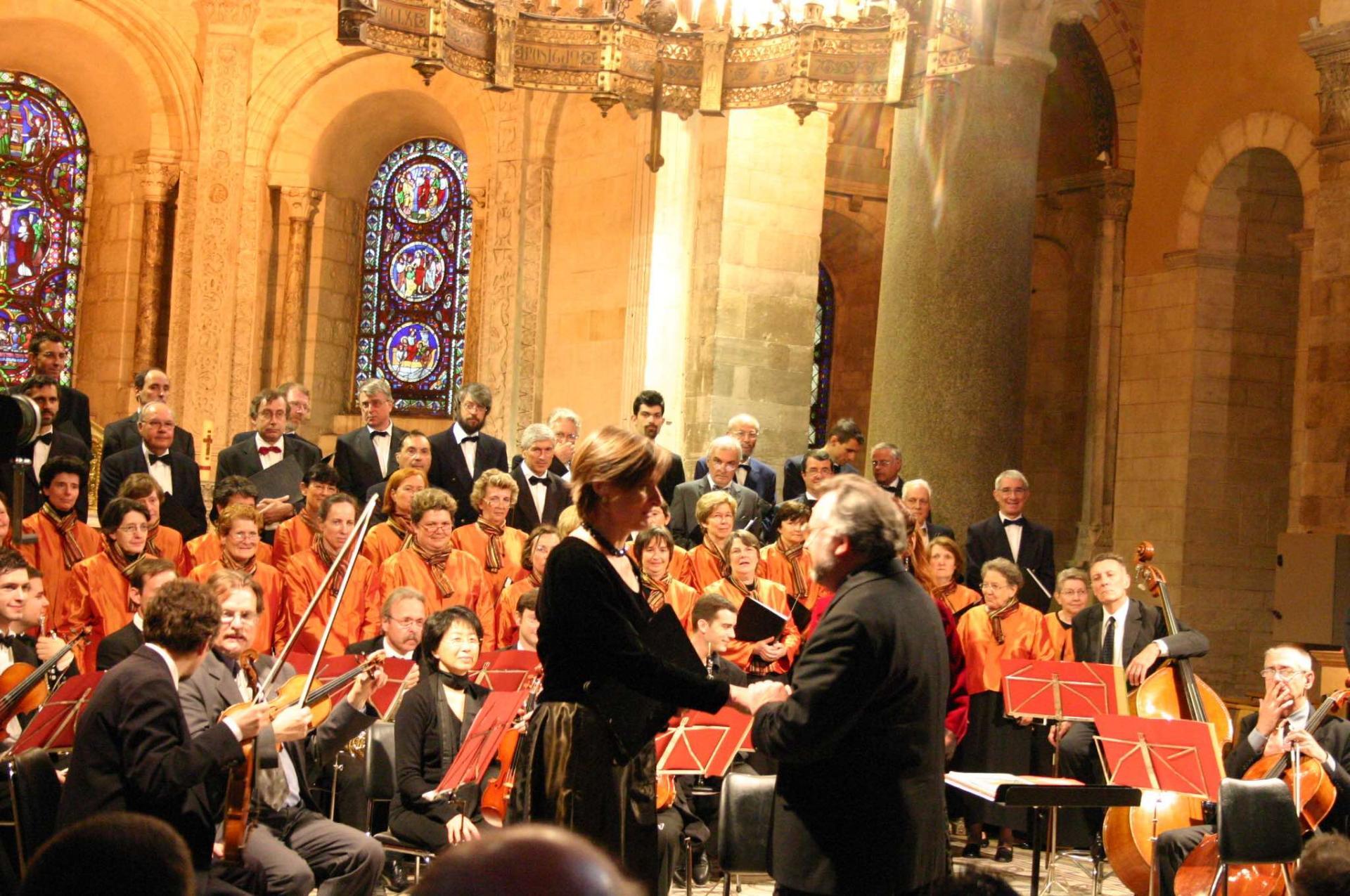 Messe du Couronnement Mozart 2006