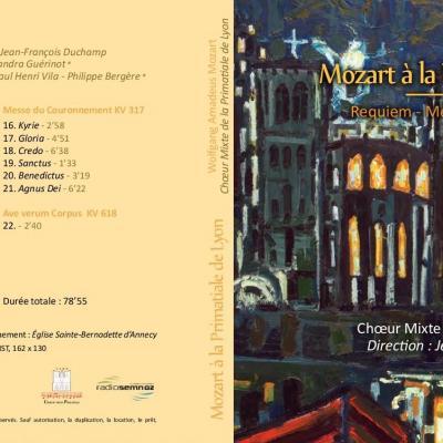 Mozart à la Primatiale de Lyon