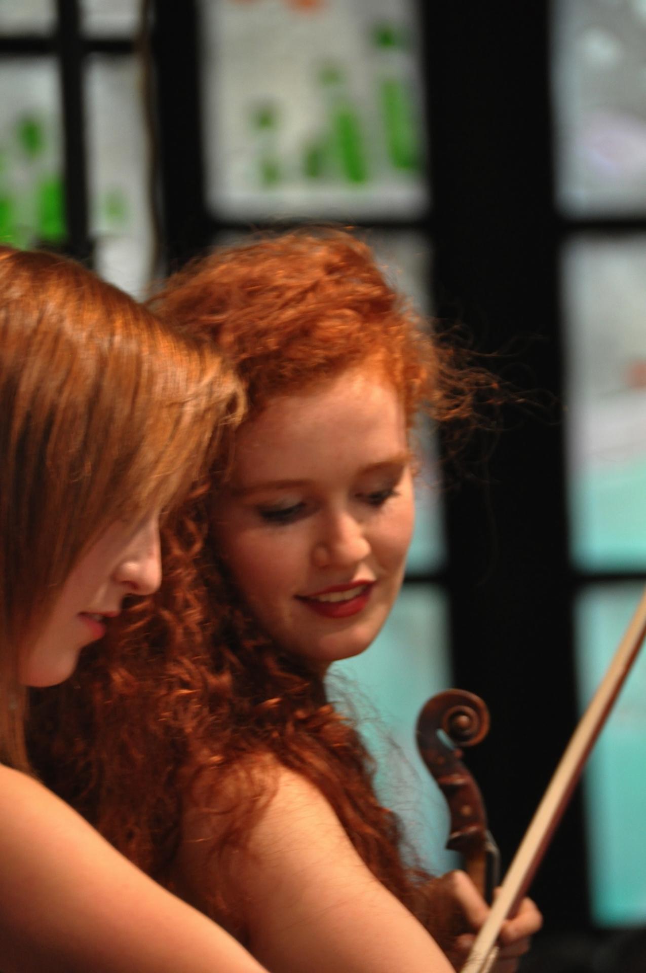 Les soeurs Berthollet à Ste Foy 2015