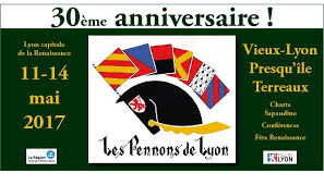 Pennons 30 ans