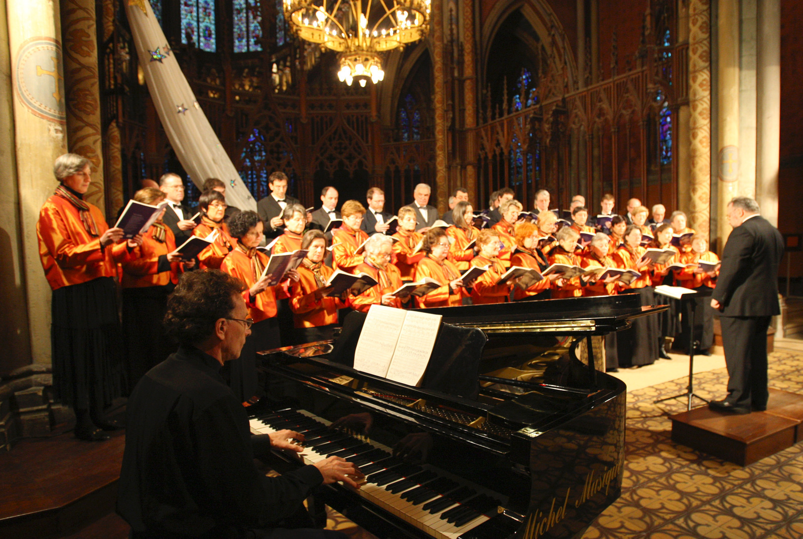 Requiem Brahms 2008